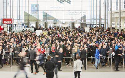 4 days to go: Die ISPO-Vorbereitungen laufen auf Hochtouren