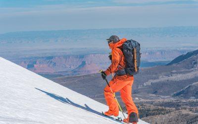 Bestens gerüstet für die Schneeschuhwanderung
