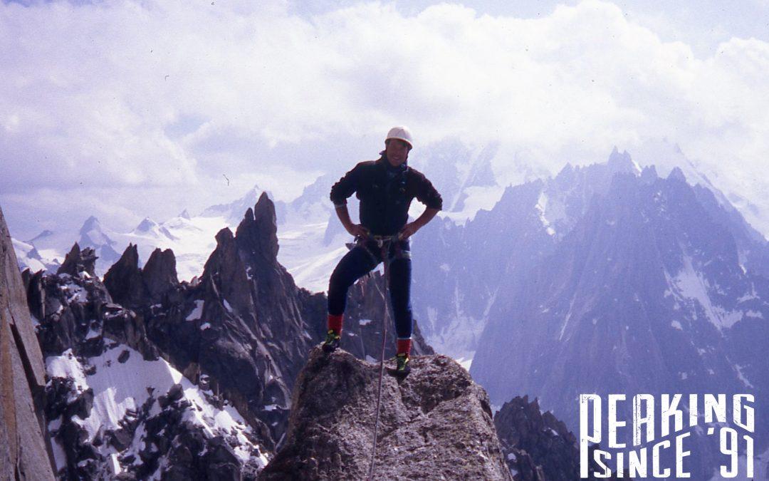 Peaking Since ´91 – Polartec startet eine Jubiläums-Kampagne