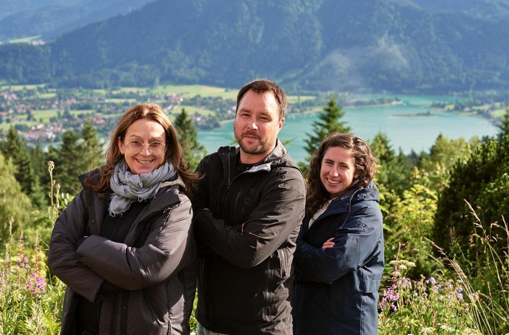 PROJECTS am Tegernsee: Pressetag auf 1264 Meter über N.N.
