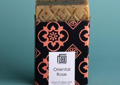 Mauresque oriental rose